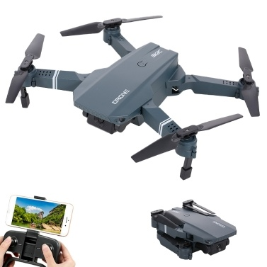 S107 Drohne WiFi FPV Drohne Flugbahn Flughöhe Halte Geste Foto Video RC Quadcopter