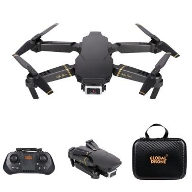 GD89 PRO 4K Kamera RC Drohne Automatische Vermeidung von Hindernissen Flug Schwerkraftsensor Headless-Modus 3D Flip RC Quadcopter