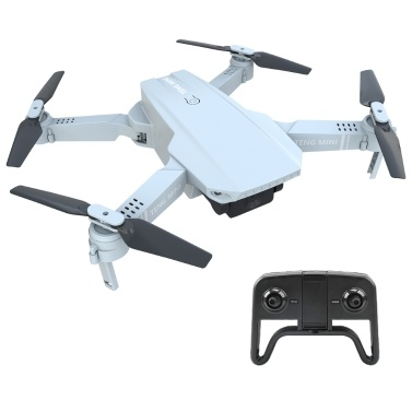 KF609 Faltbare Mini-Drohne mit Kamera Indoor RC Quadcopter APP-Steuerung mit Headless-Modus 360 ° -Drehung Gestenaufnahme
