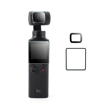 9H High Hardness Tempered GlassCompatible with FIMI PALM Gimbal Camera Lens Protector  Display Screen Glass Film