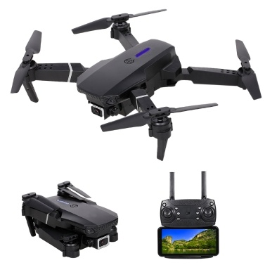 LS-E525 WiFi FPV 4K Camera Drone Headless Mode Dual Camera Drone