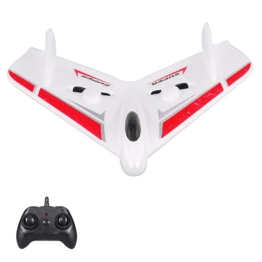 2.4GHz 2CH Small Plane Indoor RC Airplane Flight Toys for Kids Boys