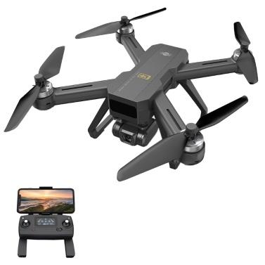 MJX B20 EIS GPS 5G Wifi FPV 4K RC câmera drone sem escova quadricóptero motor 22 minutos Tempo de voo