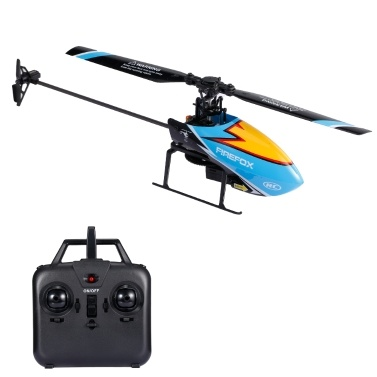C129 4CH RC Helicopter Mini Aileronless Helicopter 6-axis Gyro Remote Control Helicopter RC Aircraft