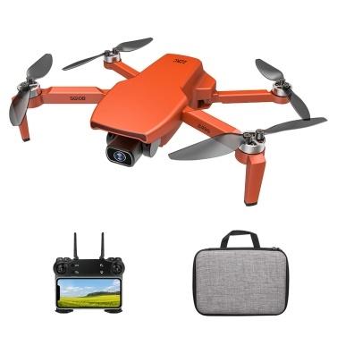 ZLRC SG108 5G WiFi FPV GPS Câmera 4K RC Drone Drone sem escova Câmera dupla RC Qudcopter com bolsa