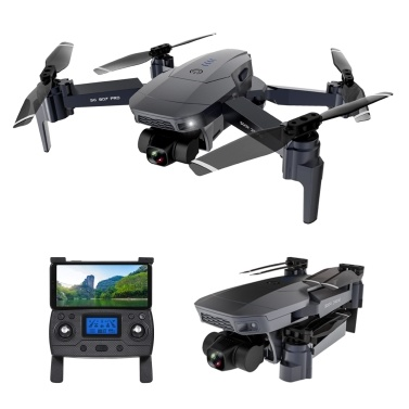 ZLL SG907 Pro 5G Wifi FPV GPS RC Drohne 4K Kamera 2-Achsen Gimbal Optical Flow Positioning Quadcopter