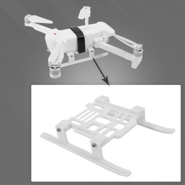 Extended Landing Gear Increase Height Extension Protection Compatible with FIMI X8SE Drone