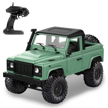 MN-91 RC Crawler 1:12 Scale Remote Control Car 2.4Ghz 4WD Rock Crawler with LED Lights