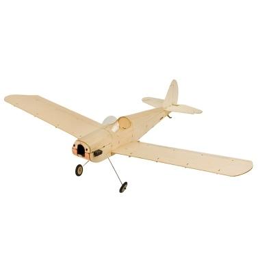 Dancing Wings Hobby K0901 Micro Space Walker Airplane 460mm Wingspan Aircraft Balsa Wood DIY Flying Toy KIT Version
