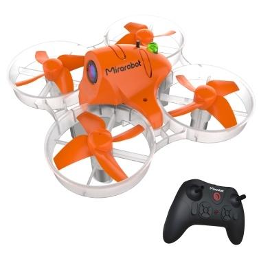 Mirarobot S85 FPV Racing Drone Camera 5.8G 48CH 25MW VTX 600TVL Camera Mini FPV Quadcopter RTF