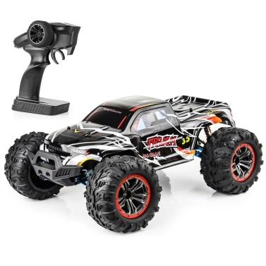 F19A RC Auto 1/10 4WD 70km/h 2.4GHz Brushless High-Speed Offroad-Auto High-Speed-Rennwagen