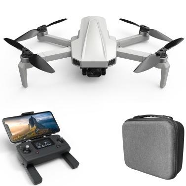 MJX Bugs 19 B19 5G Wifi GPS 4K Kameradrohne mit faltbarem bürstenlosem UAV-Motor um Flugbahn / Fixpunktflug mit Aufbewahrungstasche