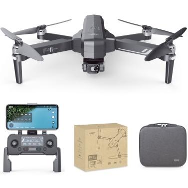 SJRC F11s PRO 5G Wifi FPV GPS 4K Kamera RC Drohne 2-Achsen Gimbal Quadcopter 3000m Kontrollentfernung mit Aufbewahrungstasche