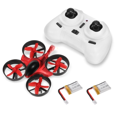 Original GoolRC Scorpion T36 2.4G 4CH 6-Axis Gyro 3D-Flip Anti-Crush UFO RC Quadcopter RTF Drone with 1 Extra Battery Great Gifts Toys