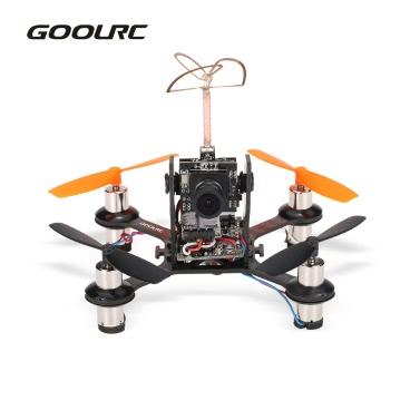 Original GoolRC G90 90mm FPV Indoor Micro Drone 800TVL Camera Flysky Receiver F3EVO Brushed Flight Controller BNF