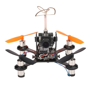 Original GoolRC G90 90mm FPV Indoor Micro Drone 800TVL Camera Frsky SBUS-PPM Receiver F3EVO Brushed Flight Controller Compatible Frsky X9D Plus BNF