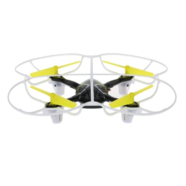 TECHBOY TB-802 2.4GHz Remote Control One-key Motion Controlling Drone RC Quadcopter with 360° Flips Function