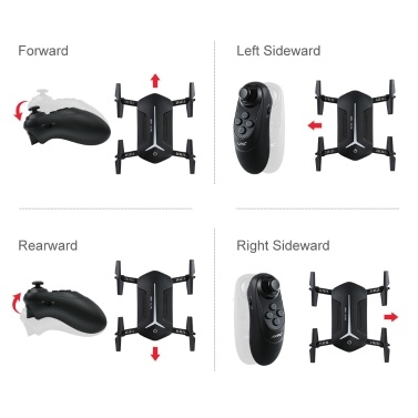 Original JJR/C H37 Mini 6-Axis Gyro BABY ELFIE WIFI FPV 720P Camera Quadcopter Foldable G-sensor Mini RC Selfie Drone