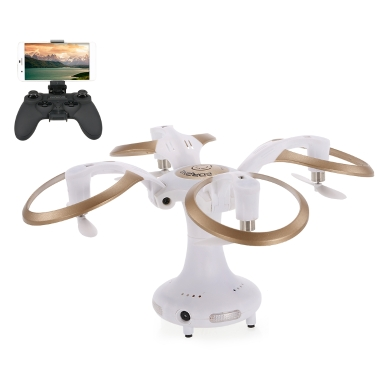 Wifi FPV Ball Shaped Foldable Quadcopter 6-Axis Gyro G-Sensor Height Hold Drone