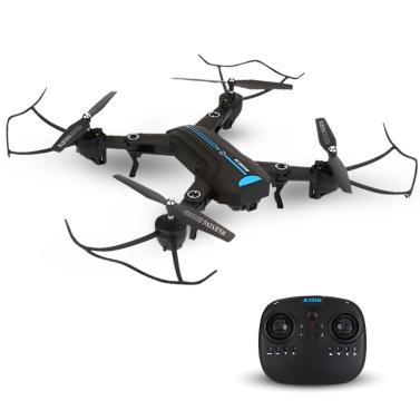 3 € de réduction pour A6 4CH 6-Axis Gyro pliable RC Drone Quadcopter seulement € 28,37