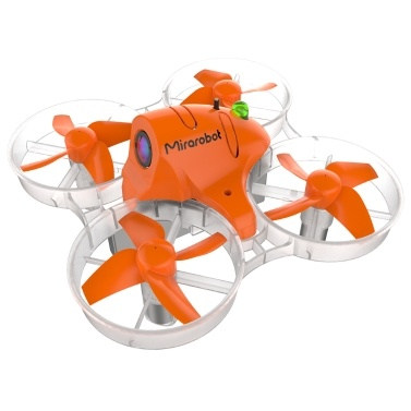 $8 OFF Mirarobot S85 5.8G Coreless Drone,free shipping $111.99(Code:MS85)