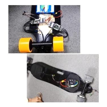 FLIPSKY FSESC V4 50A SK8-ESC w/ 5V/1.5A BEC for Electric Skateboard RC Car E-bike E-scooter Robot