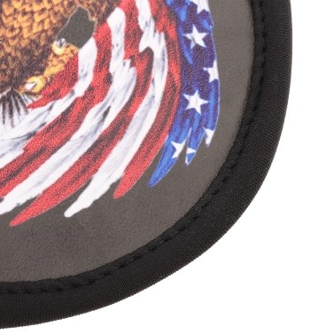 Leather Spare Tire Cover Skeleton Pattern for 1/10 HSP Redcat Traxxas Axial SCX10 RC4WD D90 CC01 RC Car