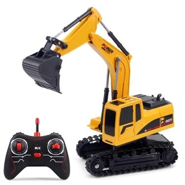 1/24 RC Excavator RC Car Construction Tractor(Plastic Version)