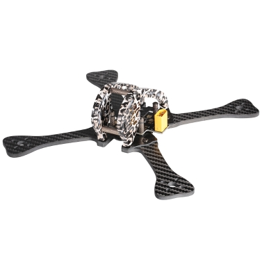 GEPRC GEP-LX4 V3 185mm X-Typ 4in Kohlefaser FPV Racing Drone Quadcopter Rahmen Kit mit XT60 Power Distributor