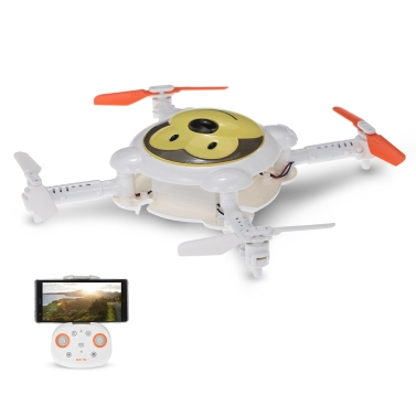 Cheerson CX-41 0.3MP Camera Wifi FPV Drone Programmable Optical Flow RC Quadcopter