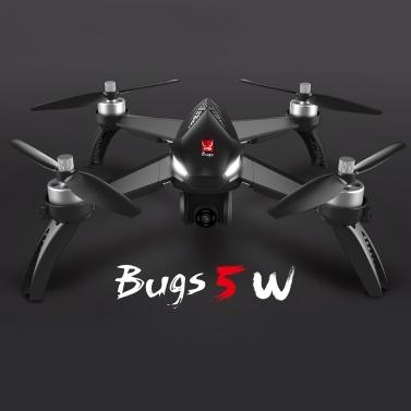 $47 OFF MJX Bugs FPV 1080P HD Brushless Drone,free shipping $152(code:MJX347)