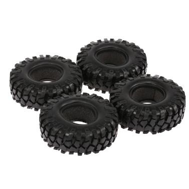 4PCS 110MM Rock Crawler Tyre