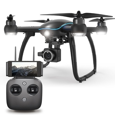 ATTOP W GPS RC Drohne mit Kamera 1080P Quadcopter