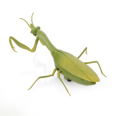 Remote Control Mantis Simulated Insect Toys Infrared Sensing Portable RC Toy for Kids Gift