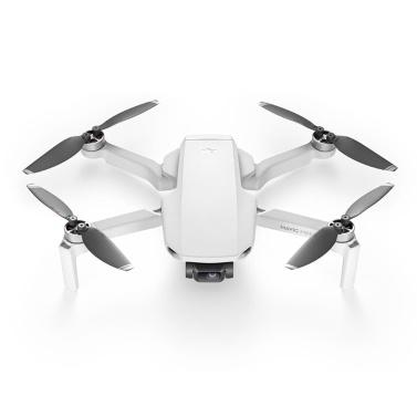 DJI Mavic Mini 4KM FPV Drohne mit 2.7K Kamera 3-Achsen Gimbal 30 Minuten Flugzeit 249g Ultraleicht GPS RC Quadcopter