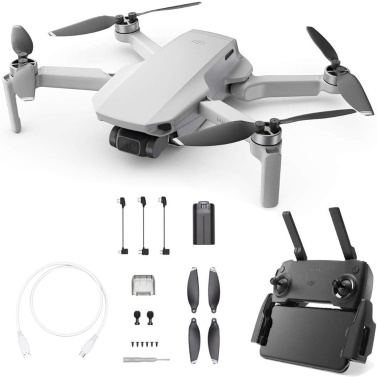 55% OFF DJI Mavic Mini 4KM FPV Drone wit