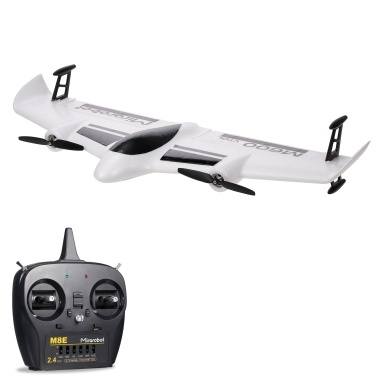Mirarobot M600 RC Airplane 2.4GHz RC Aircraft 6CH Remote Control Foam Glider RC Glider Plane Fixed Wing Airplane Toys for Adults Kids