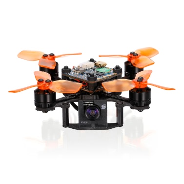 IDEAFLY IF-88 88mm 5.8G 40CH 600TVL FPV Racing Drone 1104 Brushless Motor F4 Flight Controller Frsky Receiver BNF