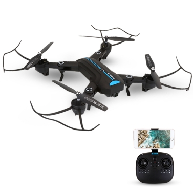 Coupon - $4 Discount On A6 Wifi FPV 2.0MP 720P Wide Angle Camera RC Drone!