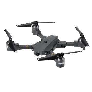 Attop XT-1 WIFI 2,4G 6-Achsen-Gyro FPV 2.0MP Kamera 3D Flip Höhe halten faltbare RC Quadcopter