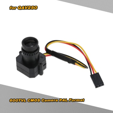 Super Mini 600TVL CMOS Camera PAL Format QAV250 FPV Racing Drone