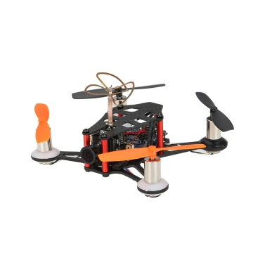 Ursprüngliche JJR / C JJPRO-T1 95mm Micro Indoor FPV Racing Quadcopter BNF mit 800tvl Kamera Basierend auf Naza 32 Flight-Controller