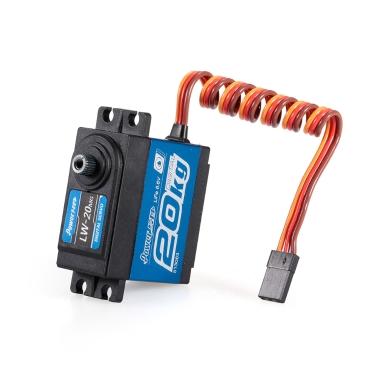 41% OFF Power HD LW-20MG 20Kg Waterproof High Torque Digital Servo,limited offer $20.99