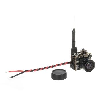 Rutforce T10 3-in-1 5.8G 40CH 25mW 1000TVL 120u00b0 Wide Angle FPV Mini Camera Support PAL/NTSC RC Racing Drone