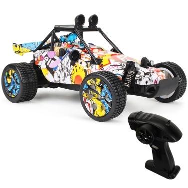 KYAMRC 1880 2.4G 1:20 Graffiti RC Buggy Racing Car
