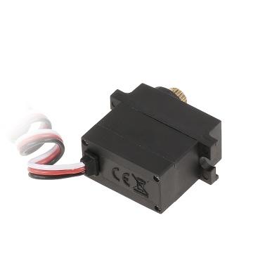 Steel Gear 3.6KG Digital Waterproof Servo