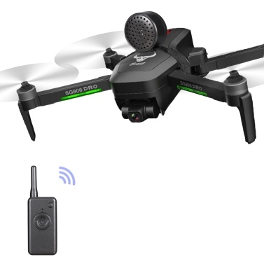 Drone Megaphone RC Wireless Speaker USB Charging Remote Control Aerial Loud Broadcasting