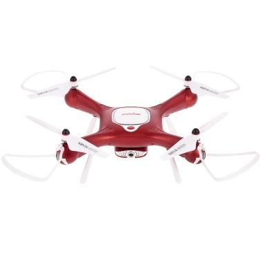 Syma X25W Wifi FPV Adjustable 720P HD Camera Optical Flow Positioning RC Drone Quadcopter RTF