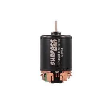 SURPASS HOBBY 540 35T Brushed Motor with 60A 2-3S ESC BEC Combo for 1/10 HSP HPI Traxxas RC Car