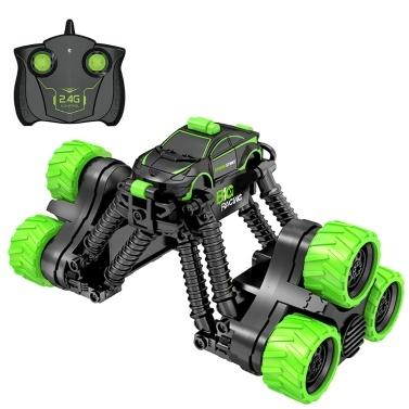 2,4 Ghz RC Stunt Auto 3D Rotating Drift Teleskop Stunt Auto Klettern Drift Verformung Buggy Auto